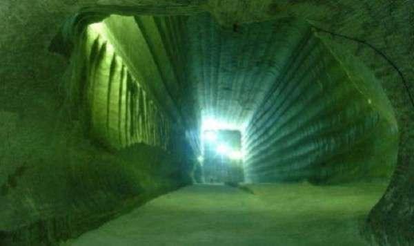 Загадки древних подземелий соединяющих континенты