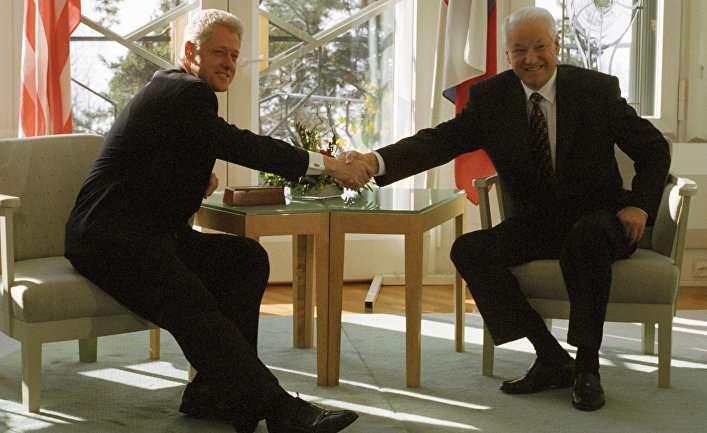 Как Вашингтон оказывал влияние на выборы в России в 1996 году
