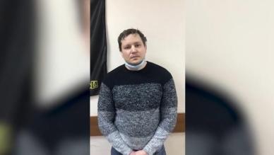 В Петербурге задержан провокатор, который во время протестов 23 января ударил полицейского и убежал