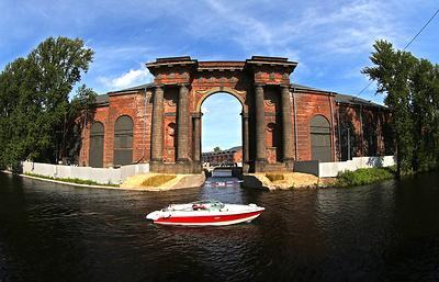 Остров «Новая Голландия» открылся в Петербурге после реконструкции