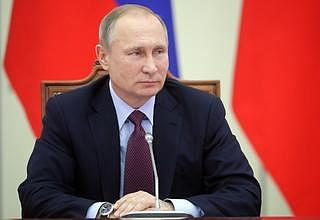 Президент Путин проводит в СПб совместное заседание Совета по культуре и искусству и Совета по русскому языку