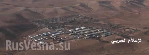 ВАЖНО: Колонны бронетехники США и Иордании обнаружены у границы с Сирией, САА в повышенной боевой готовности (ФОТО) | Русская весна