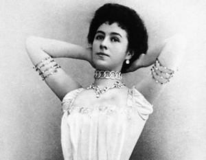 Матильда Кшесинская зачала ребёнка от Николая II. Доказано, Госархив