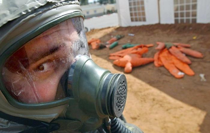 Химическая атака в Восточной Гуте. Зачем наёмники глобалистов снимают игровое кино?