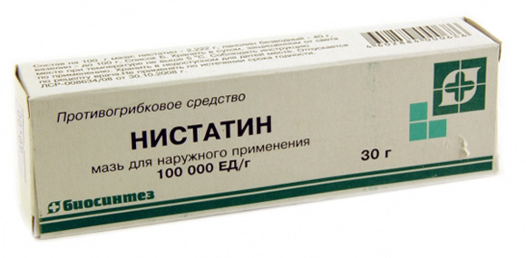 Нистатин от молочницы Нистатин таблетки прием