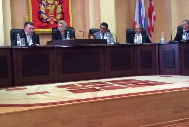 Una possibilità di fare business in Crimea e di esportare produzioni e capacità pontine in terra russa