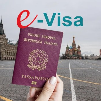 Electronic visa in Russia