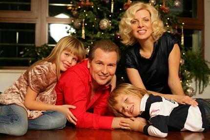 Александр малинин биография семья. Никита Малинин: биография, личная жизнь, семья, жена, дети — фото