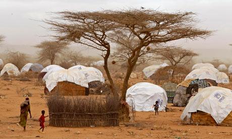 Самый большой в мире лагерь для перемещенных лиц Дадааб