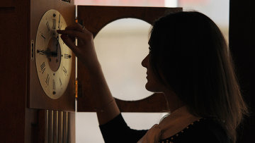 Россия больше не перевод стрелки часов