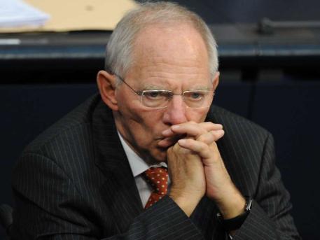 Вольфганг Шойбле (Wolfgang Schäuble)