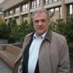 Заместитель председателя парламентского комитета Литвы по экономике профессор Юлюс Весялка.
