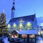 Рождественская ярмарка в Таллинне