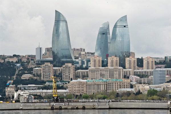 Столица Азербайджана Баку.