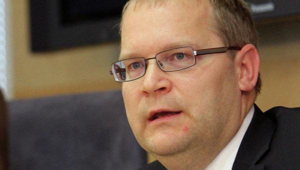 Министр иностранных дел Эстонии Урмас Паэт | Фото: РИАН