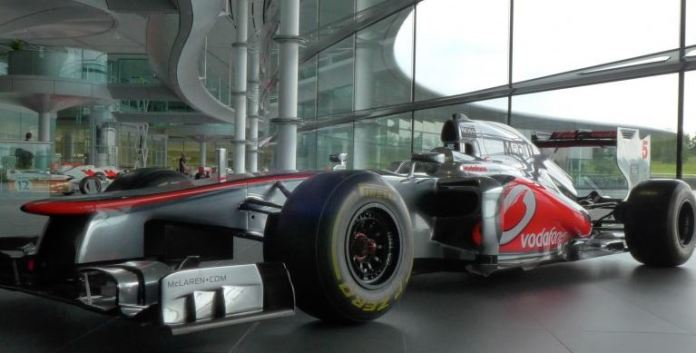McLaren + ExxonMobil: Формульные технологии – в каждый автомобиль
