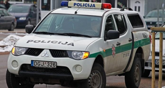 Литовская полиция