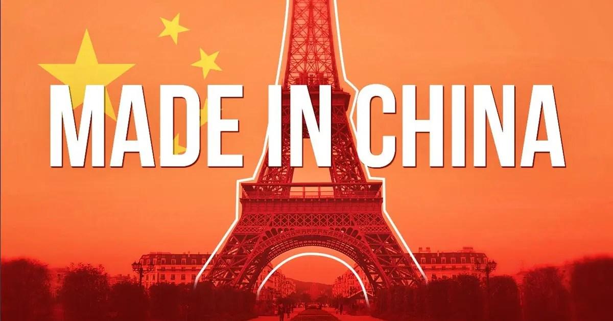 «Шанзай» — индустрия по производству подделок в Китае