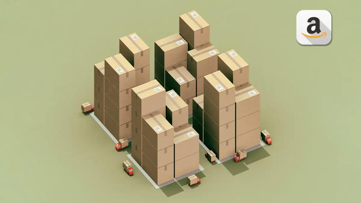 Amazon вводит новые лимиты на пополнение склада