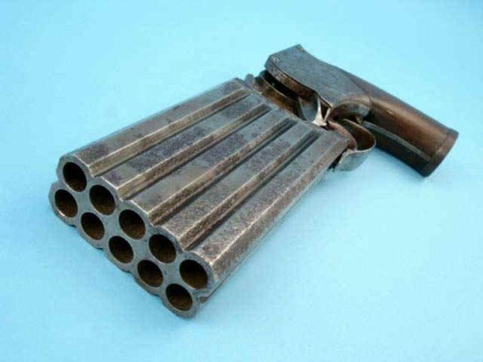 Необычное оружие (20 фото)
