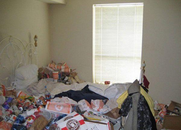 Уборка в квартире? Не, не слышал! (34 фото)