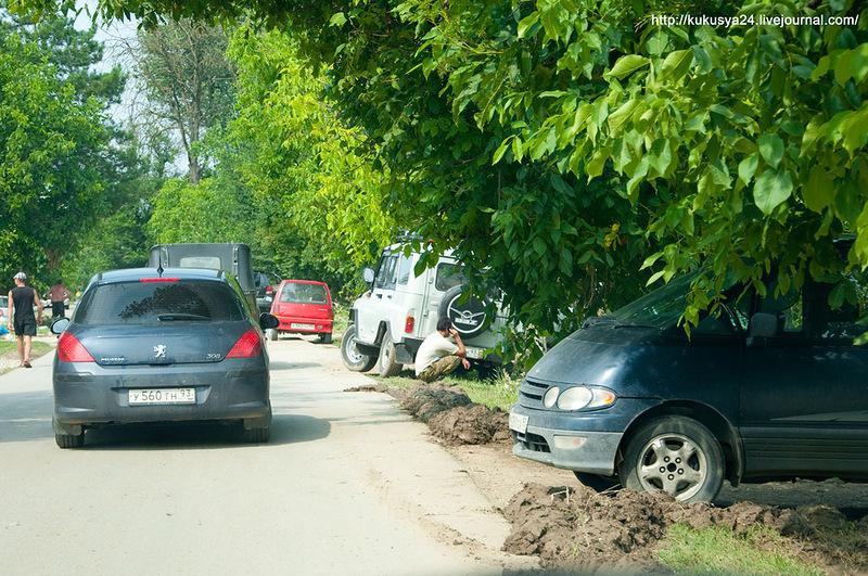 Крымск до наводнения и после (72 фото)