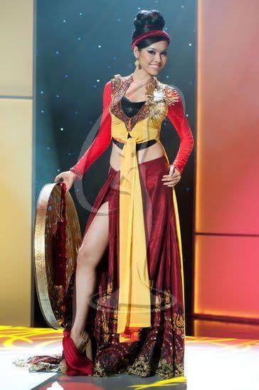 Мисс Вселенная - национальные костюмы (88 фотографий), photo:88