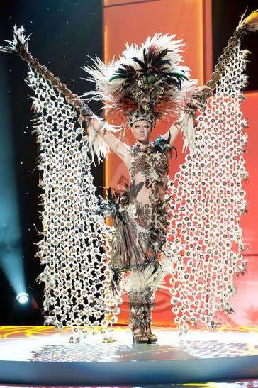 Мисс Вселенная - национальные костюмы (88 фотографий), photo:24