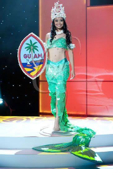 Мисс Вселенная - национальные костюмы (88 фотографий), photo:35
