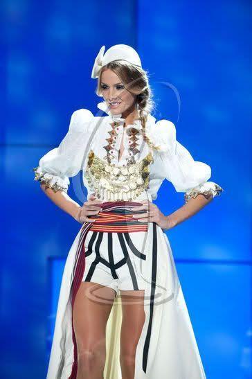 Мисс Вселенная - национальные костюмы (88 фотографий), photo:49