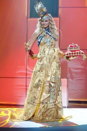 Мисс Вселенная - национальные костюмы (88 фотографий), photo:55
