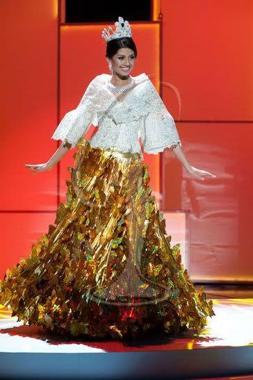 Мисс Вселенная - национальные костюмы (88 фотографий), photo:62