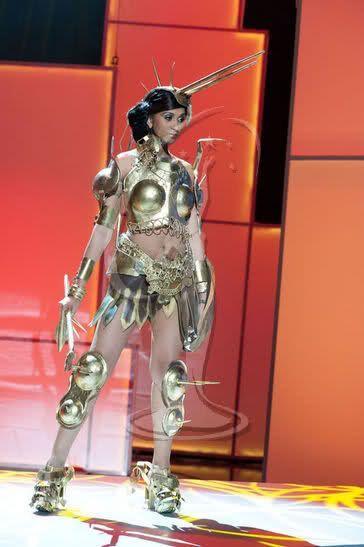 Мисс Вселенная - национальные костюмы (88 фотографий), photo:78
