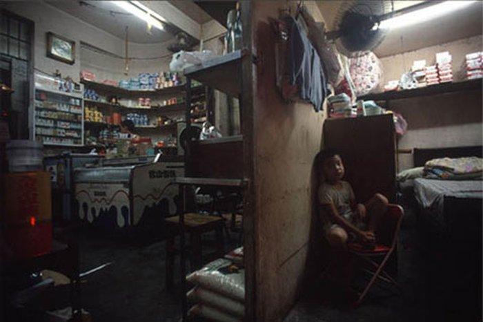 """Квартира-магазин в """"осовременившемся"""" городе-крепости была скорее правилом, чем исключением (фото Greg Girard)."""