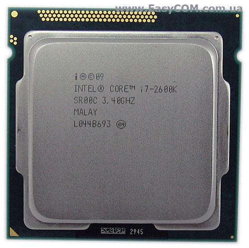 انتل كور I7 2600 أي مقبس معالجات Intel Core I7 لثلاث منصات مختلفة