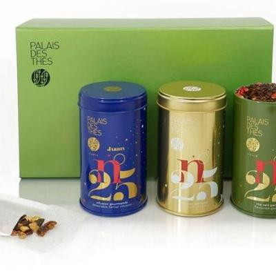 ESSENTIAL N°25 TEAS SELECTION BOX