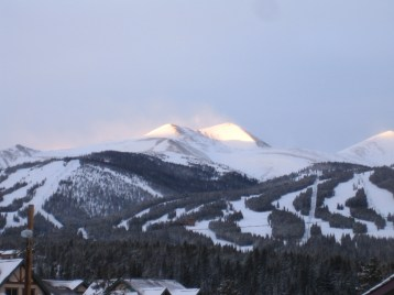 One of Breck's Peaks