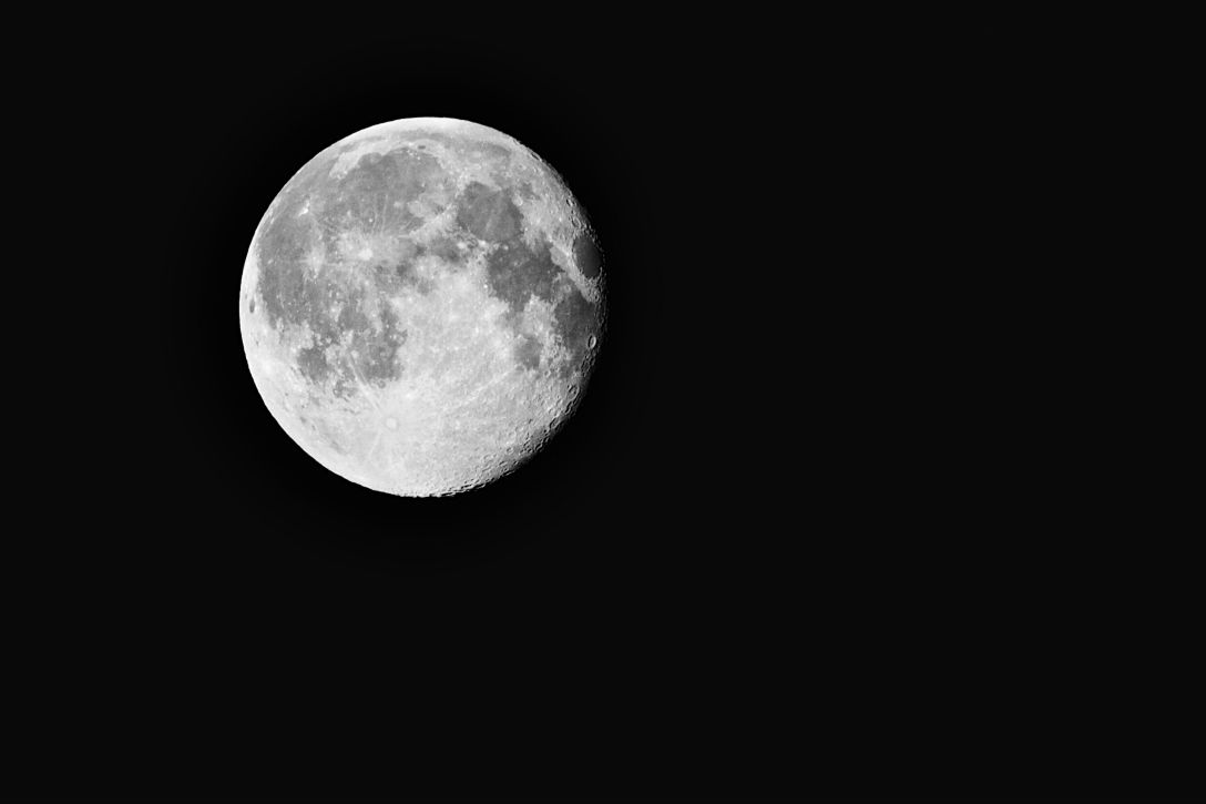Super Moon through 300mm lens.
