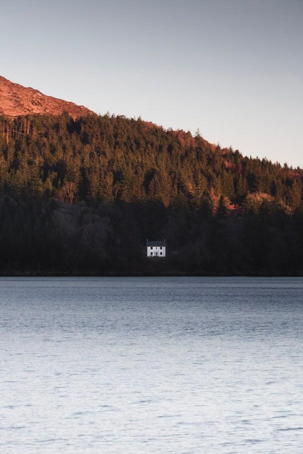 Tiny House on Loch Moidart