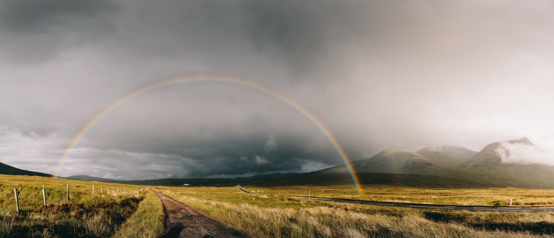 Kingshouse rainbow