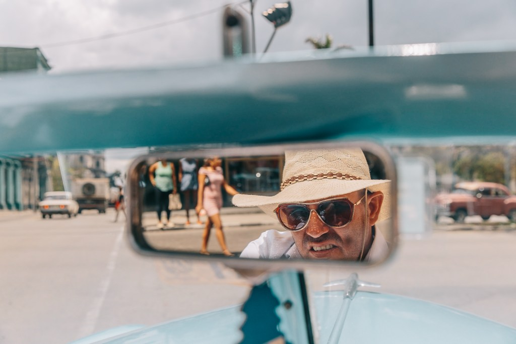 Havana car ride