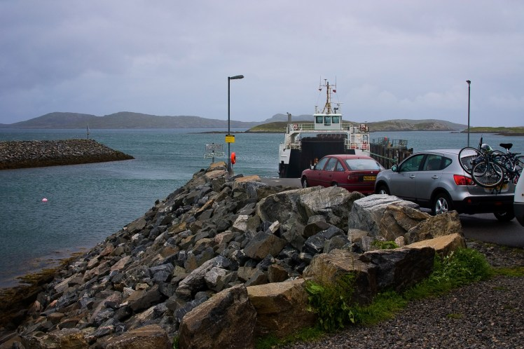 Eoligarry Ferry for Eriskay