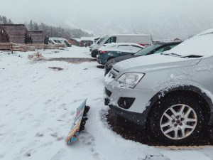 Glencoe car park