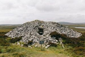 langass burial mound