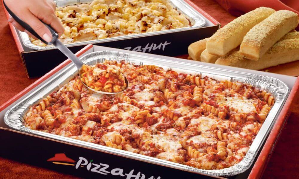 harga menu pasta pizza hut