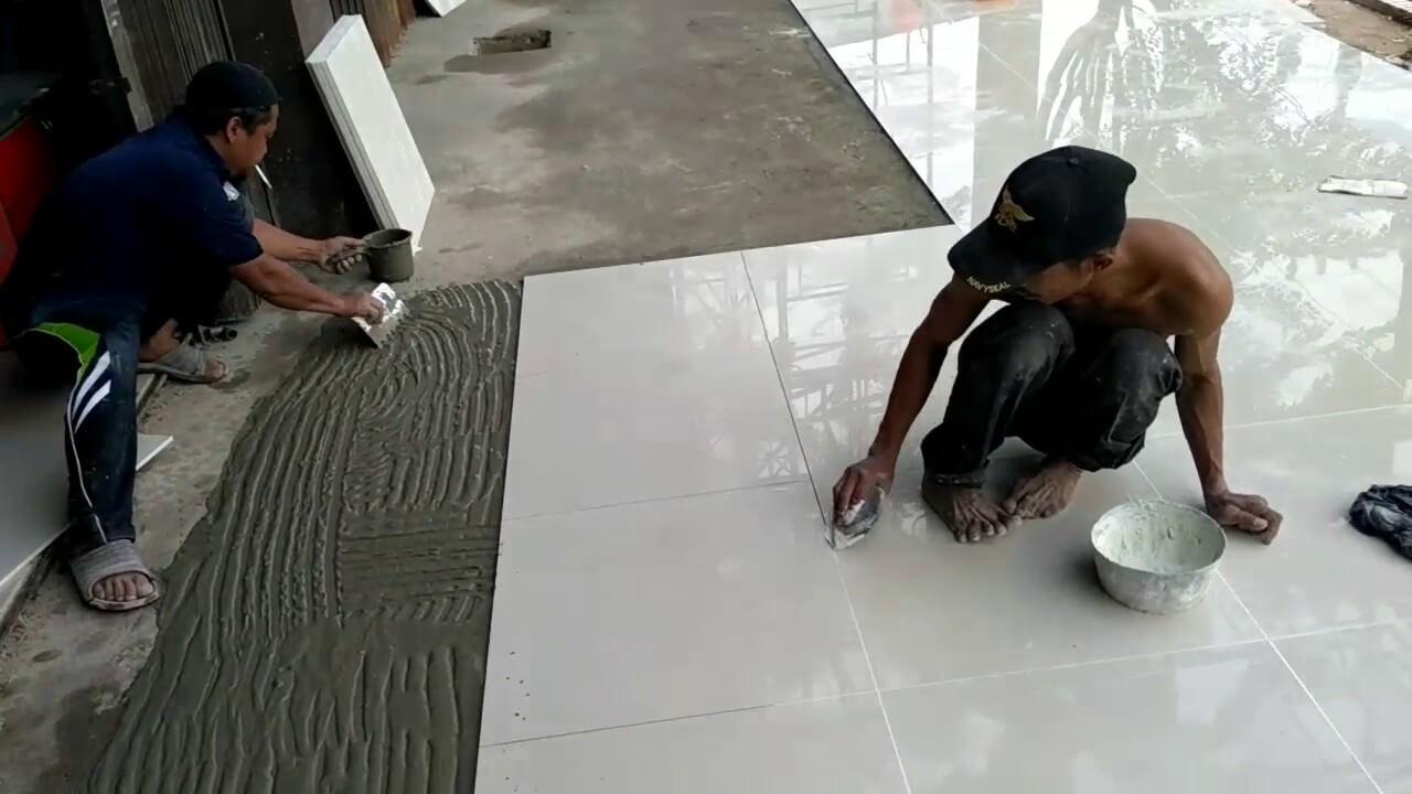 Perawatan dan Pemasangan Keramik Granit