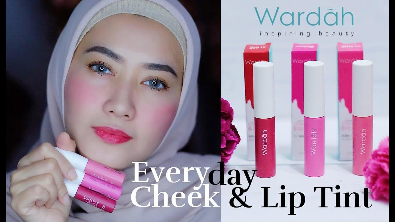 harga wardah everyday lip & cheek tint