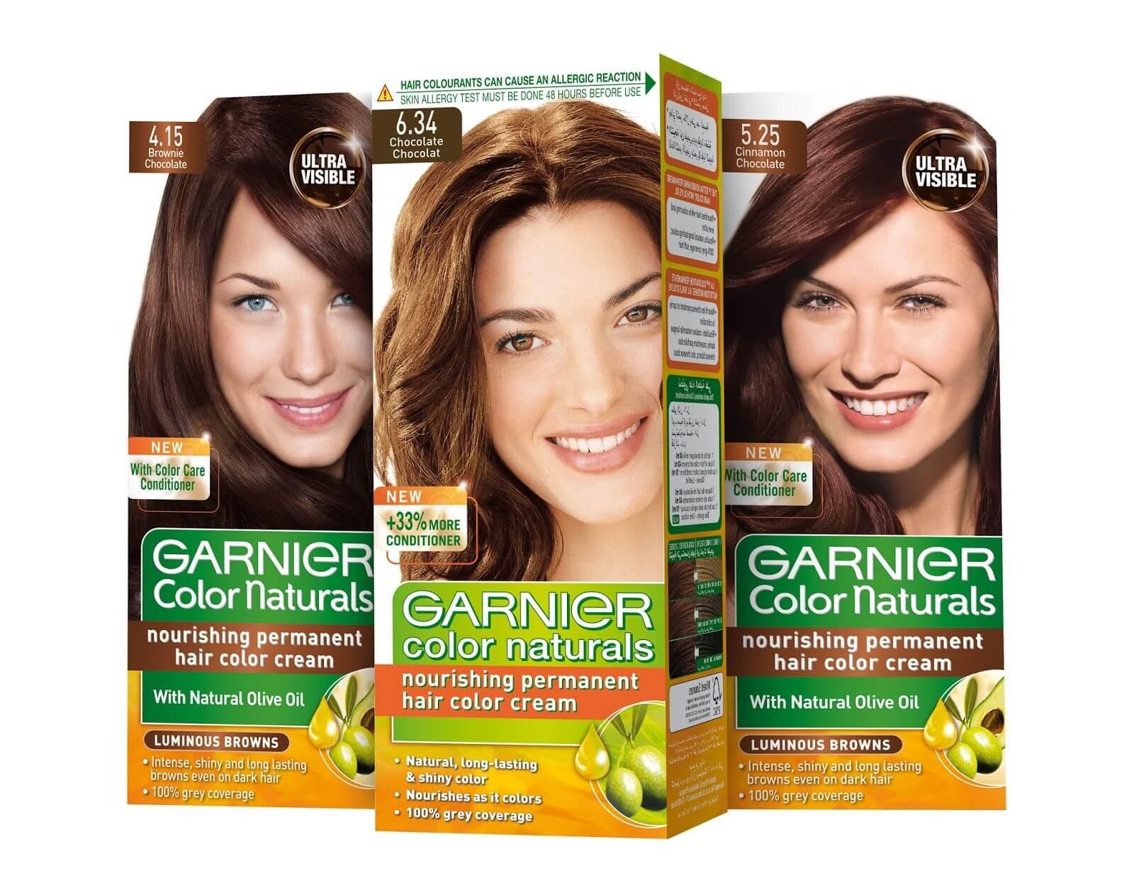Harga Pewarna Rambut Garnier