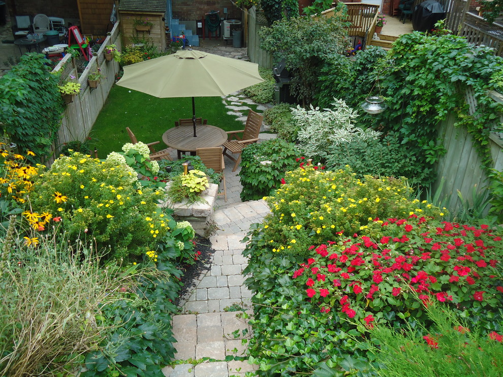 patio ideas small