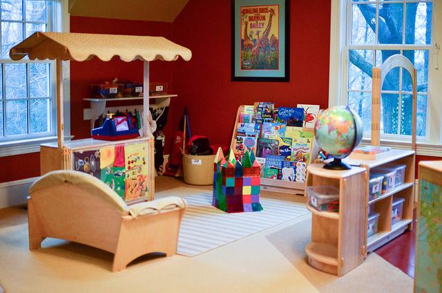 playroom ideas for boy